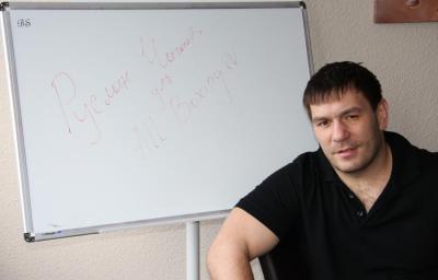 Руслан Чагаев: «Мне в жизни ничего не давалось даром»