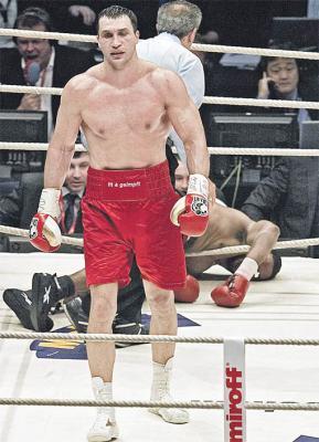 Чемпион мира Владимир Кличко: Такой клоунады давно не видел!