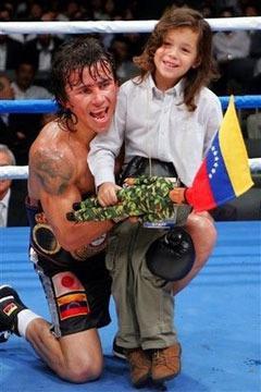 WBC создаст фонд для помощи детям Валеро