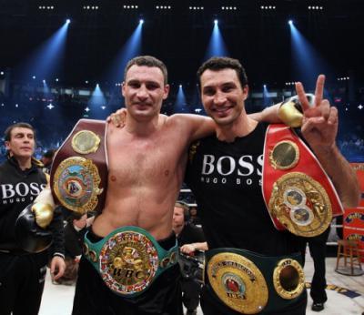 Виталий Кличко: Поветкин станет чемпионом, но только после того как мы с братом уйдём
