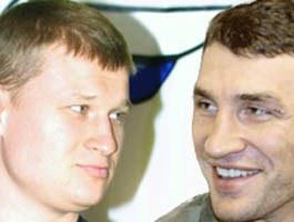 Задача Поветкина на 2010 год-достучаться до Кличко