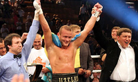 В Одессе подерутся за чемпионский пояс WBO
