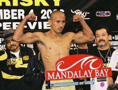 Орландо Салидо отстоял титул чемпиона WBO