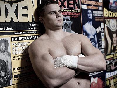 Бойцов: очень соскучился по боксу