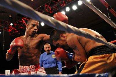 Рико Рамос стал чемпионом WBA