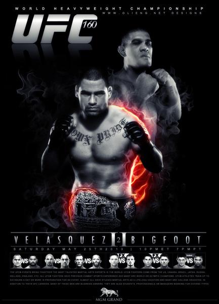 РП: UFC 160 Веласкес vs Бигфут 2 ( + ПРЯМАЯ ТРАНСЛЯЦИЯ ...