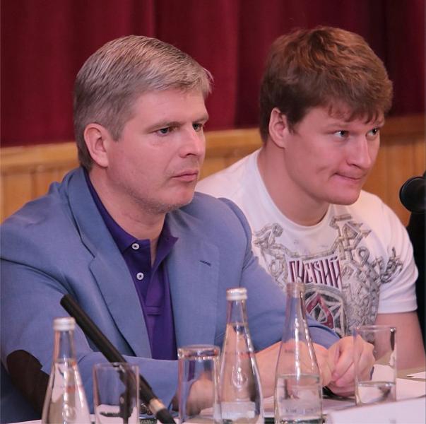 Интервью Андрея Рябинского