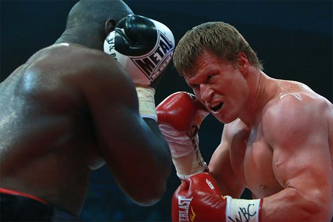 Поветкин вдохновлён идеей боя с Уайлдером, хочет получить этот бой безо всяких промежуточных встреч со слабыми соперниками.