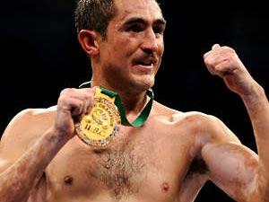По мнению тренера Рубио, Роберта Гарсия, его подопечный может победить Головкина в поздних раундах