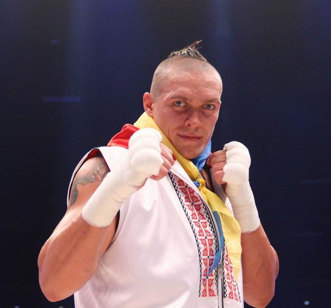 бокс усик когда следующий бой 2016
