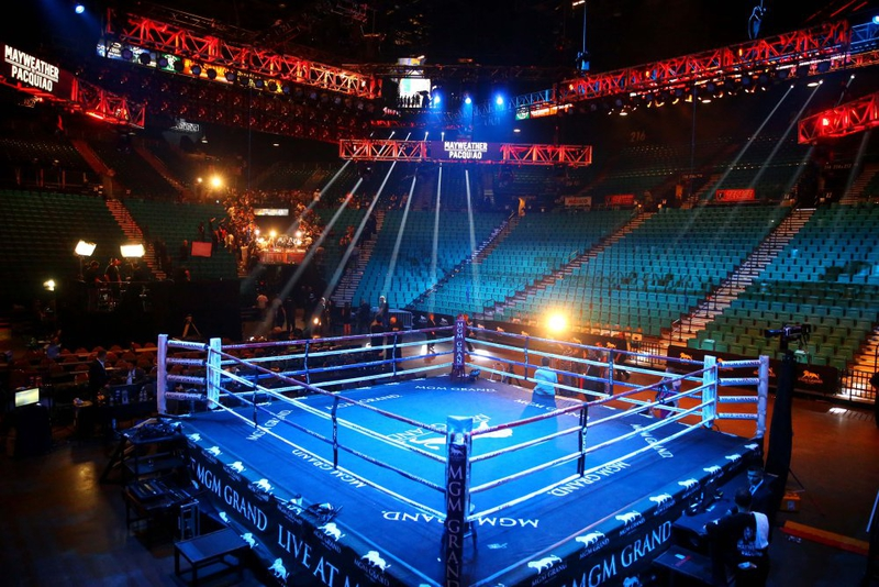 Empty Boxing Ring Images Stock Photos amp Vectors