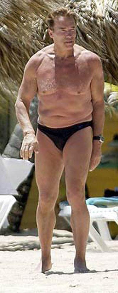 арнольд шварценеггер сейчас фото тело