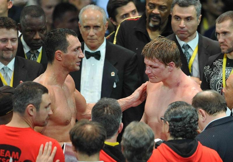 Бой Кличко-Поветкин стал самой убедительной победой по очкам в чемпионских боях за последние 100 лет