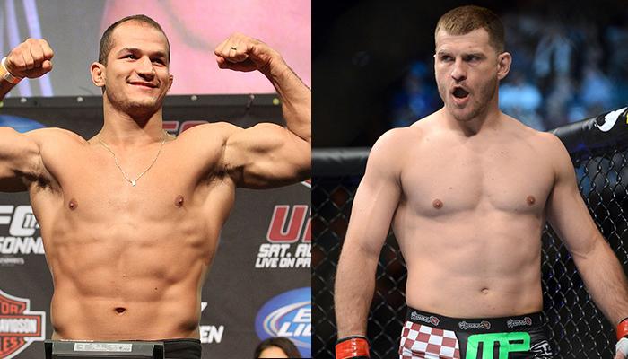 Джуниор Дос Сантос против Стайпа Миочича на UFC on Fox 13 ...