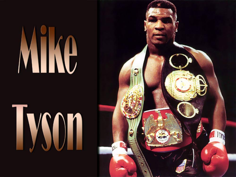 Майк тайсон лучшее видео 2