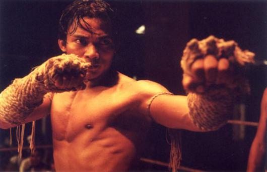 Тайский бокс бои